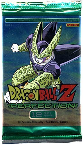 Dragon Ball Z Cards Perfection Booster