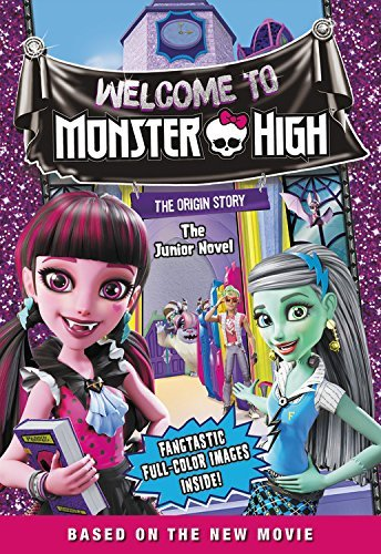 Perdita Finn Monster High Welcome To Monster High The Junior Novel