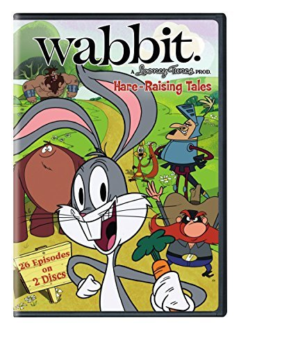 Wabbit Season 1 Part 1 DVD