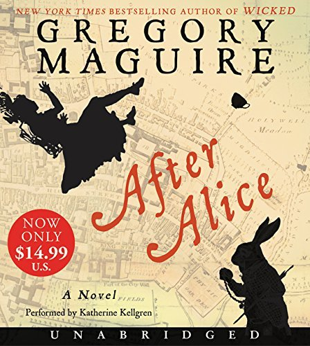 Gregory Maguire After Alice Low Price CD