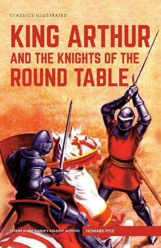 Howard Pyle King Arthur And The Knights Of The Round Table