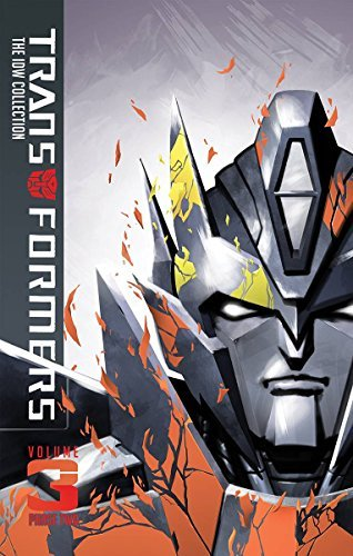 John Barber Transformers Idw Collection Phase Two Volume 3