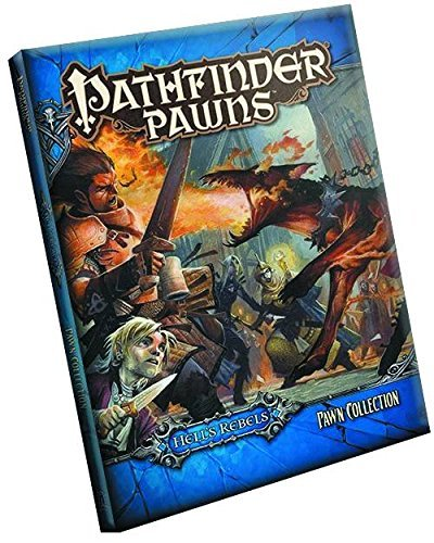 Pathfinder Rpg Pawns Hell's Rebels Adventure Path Collection