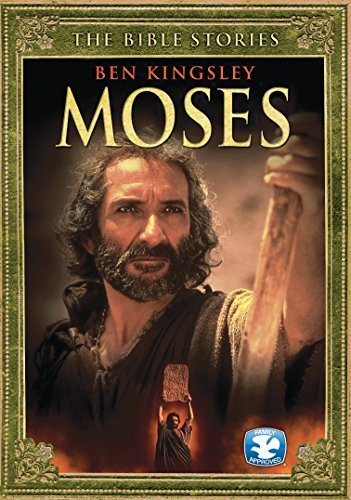 Bible Stories Moses DVD Nr