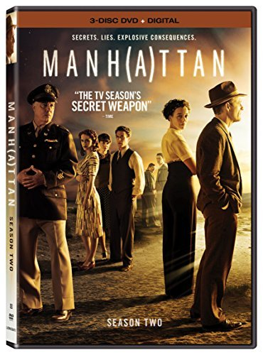 Manhattan Season 2 DVD