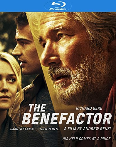 Benefactor Gere Fanning James Blu Ray Nr