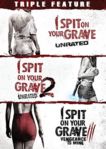 I Spit On Your Grave Triple Feature DVD Nr