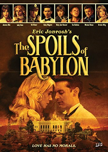 Spoils Of Babylon Season 1 DVD