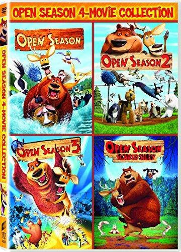 Open Season Collection DVD