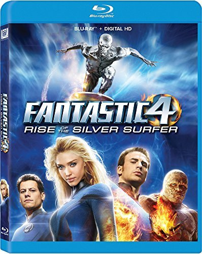 Fantastic Four 2 Rise Of The Fantastic Four 2 Rise Of The