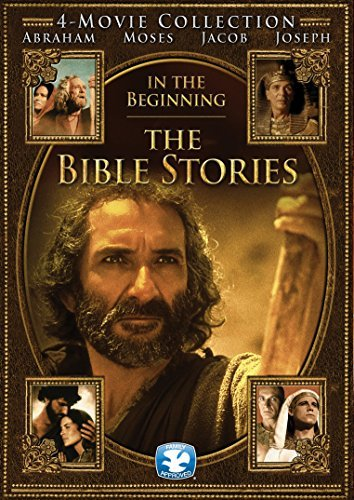 Bible Stories In The Beginning DVD Nr