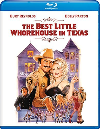 Best Little Whorehouse In Texas Reynolds Parton Blu Ray R