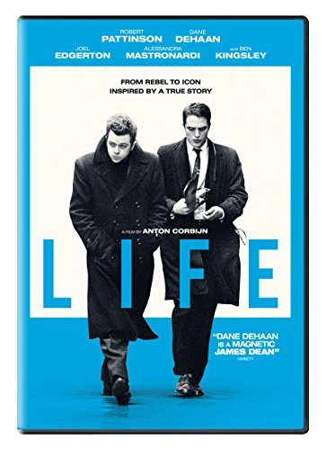 Life Dehaan Pattinson DVD R