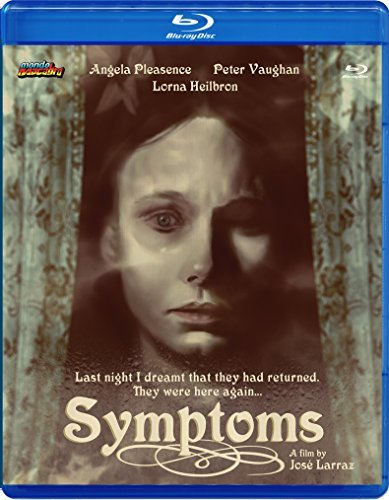 Symptoms Pleasence Heilbron Blu Ray R