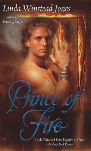 Linda Winstead Jones Prince Of Fire Children Of The Sun Book 2