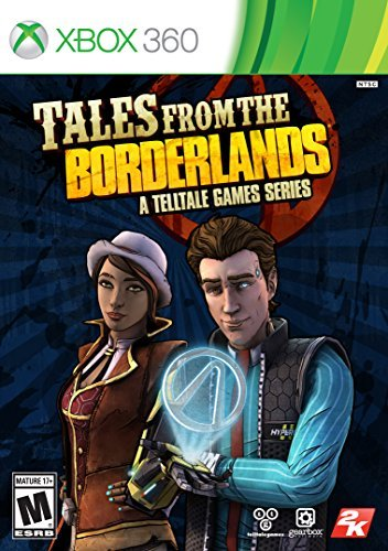 Xbox 360 Tales From The Borderlands