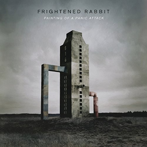Frightened Rabbit Painting Of A Panic Attack