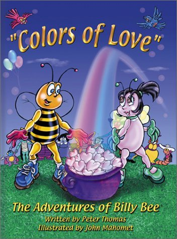 Peter Thomas Colors Of Love (the Adventures Of Billy Bee)