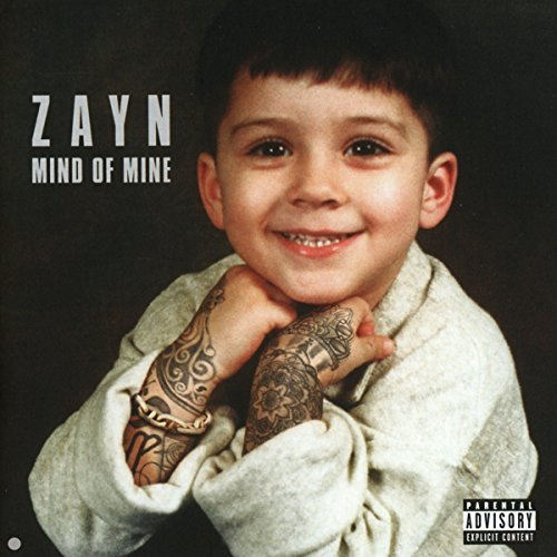 Zayn Mind Of Mine Deluxe Edition Explicit Version