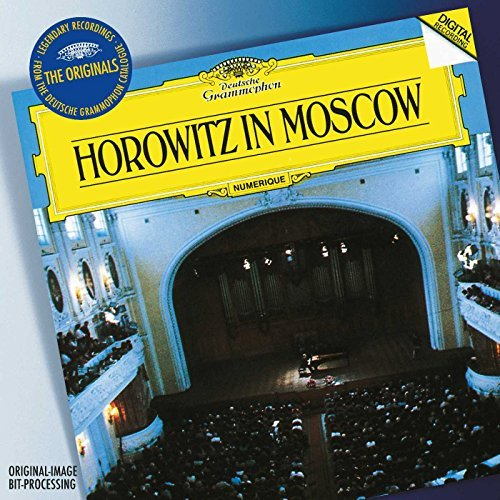 Vladimir Horowits Originals Horowitz In Moscow