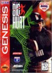 Sega Genesis Frank Thomas Big Hurt Baseball