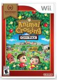 Wii Animal Crossing City Folk