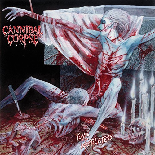 Cannibal Corpse Tomb Of The Mutilated