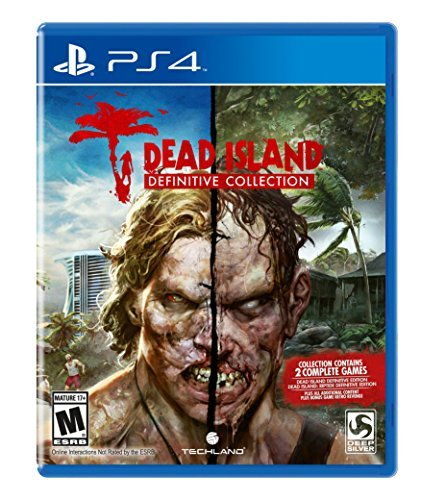 Ps4 Dead Island Definitive Collection