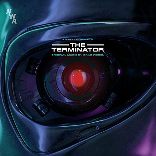 Terminator Soundtrack (colored Vinyl) 2 Lp 180 Gram Colored Vinyl Music By Brad Fiedel