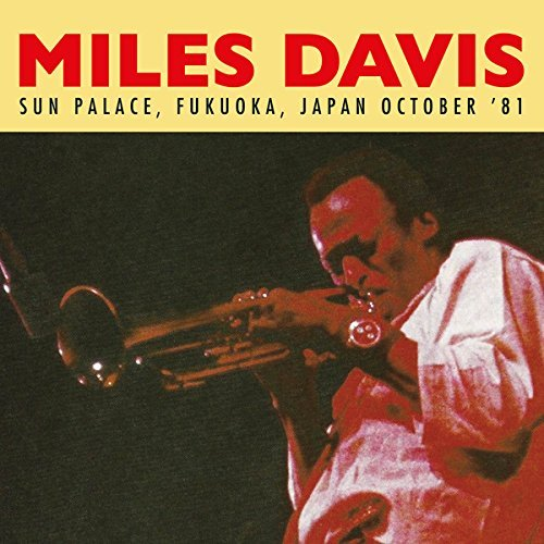 Miles Davis Sun Palace Fukuoka Japan October '81 2lp