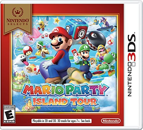 Nintendo 3ds Mario Party Island Tour