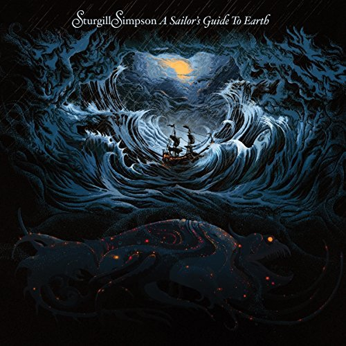 Sturgill Simpson Sailors Guide To Earth Volume 1
