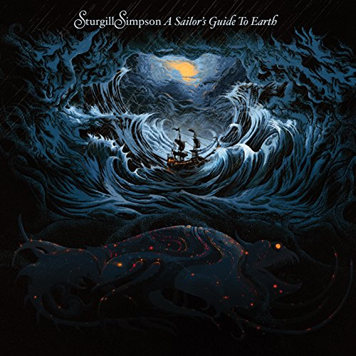 Sturgill Simpson A Sailors Guide To Earth Volume 1 180 Gram Vinyl W Bonus CD
