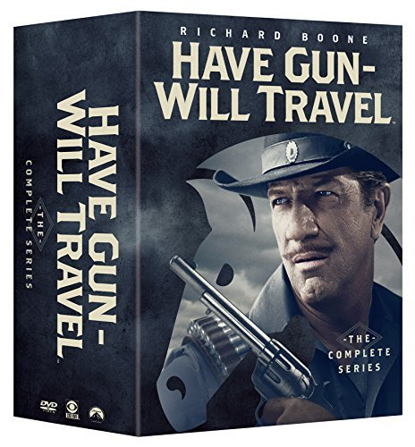Have Gun Will Travel The Complete Series DVD