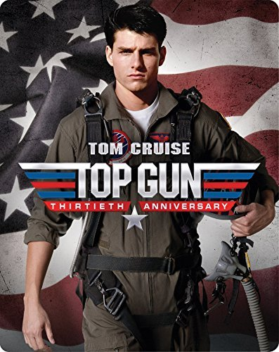 Top Gun Cruise Mcgillis Edwards Kilmer Blu Ray Pg Anniversary Edition
