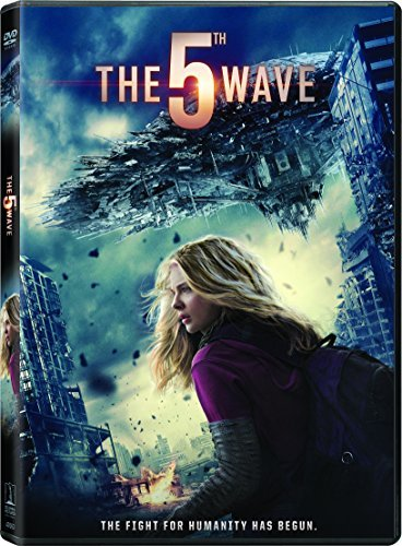 5th Wave Moretz Lopez DVD Pg13