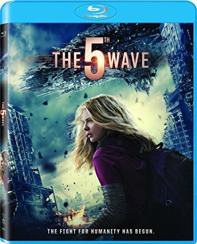 5th Wave Moretz Lopez Blu Ray Pg13