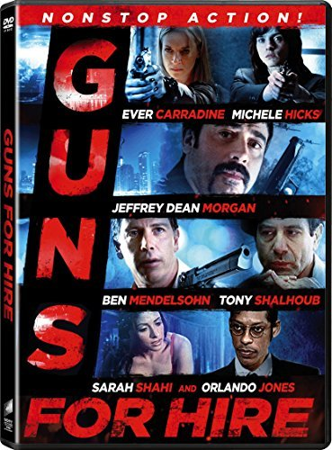 Guns For Hire Guns For Hire DVD Nr