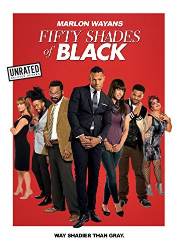 Fifty Shades Of Black Wayans Hawk DVD R