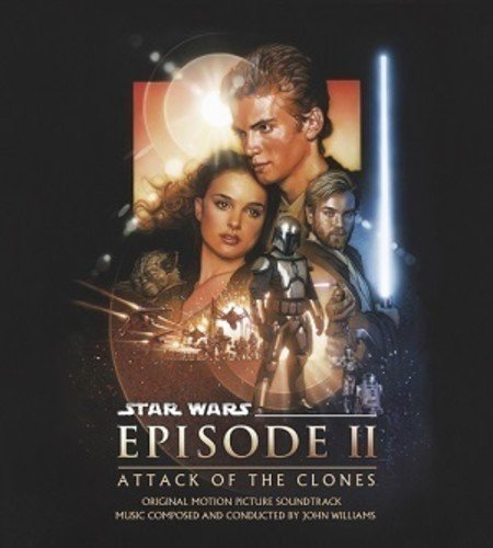 John Williams Star Wars Episode Ii Attack Of The Clones