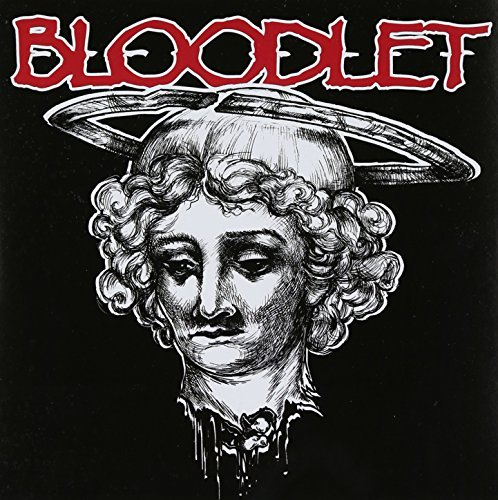 Bloodlet Embrace (color W Etching) 7 Inch Single Embrace (color W Etching)