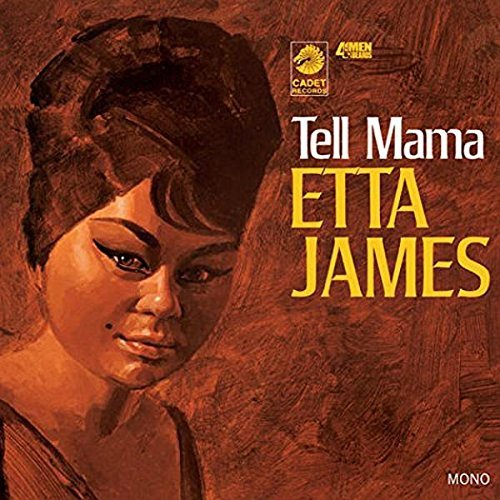 Etta James Tell Mama Lp