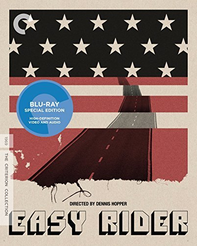 Easy Rider Fonda Hopper Blu Ray Criterion