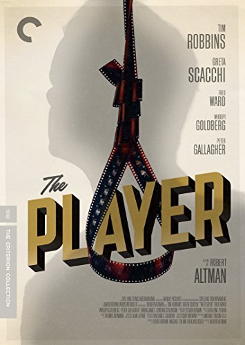 The Player Robbins Ward Goldberg James DVD Criterion