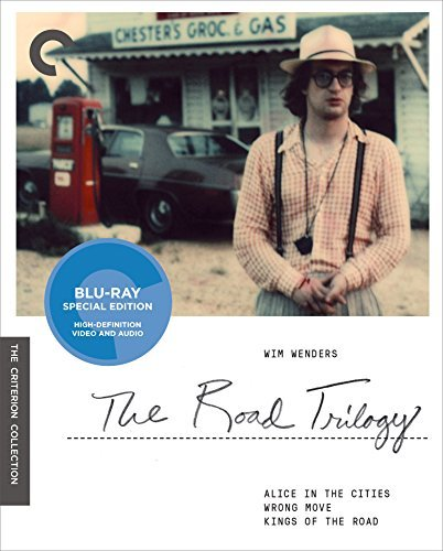Wim Wenders Road Trilogy Alice In The Cities Wrong Move Kings Of The Road Blu Ray Criterion