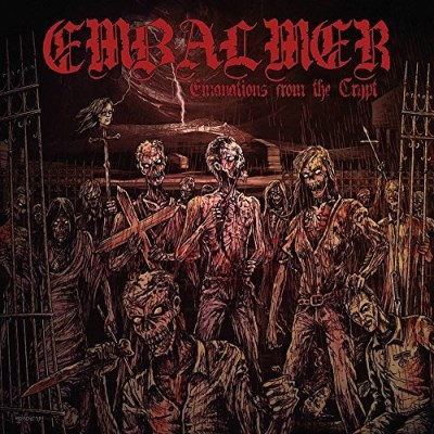 Embalmer Emanations From The Crypt