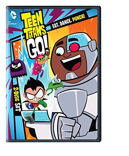 Teen Titans Go Season 3 Part 1 DVD