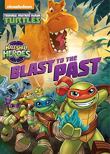 Teenage Mutant Ninja Turtles Blast To The Past DVD