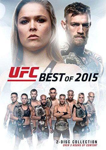 Ufc Best Of 2015 DVD Nr