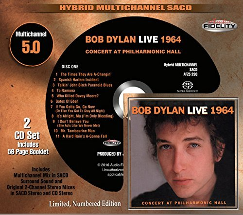 Bob Dylan Bootleg Series 6 Live 1964 Co